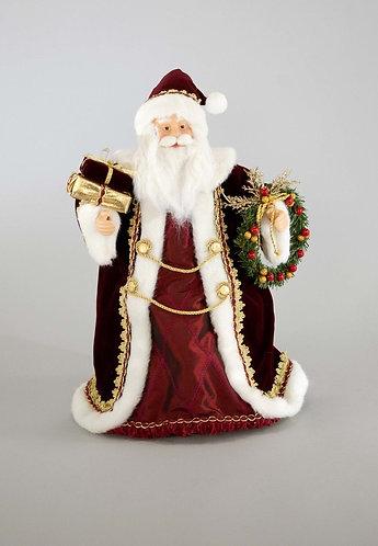 Traditional Cone Santa Doll