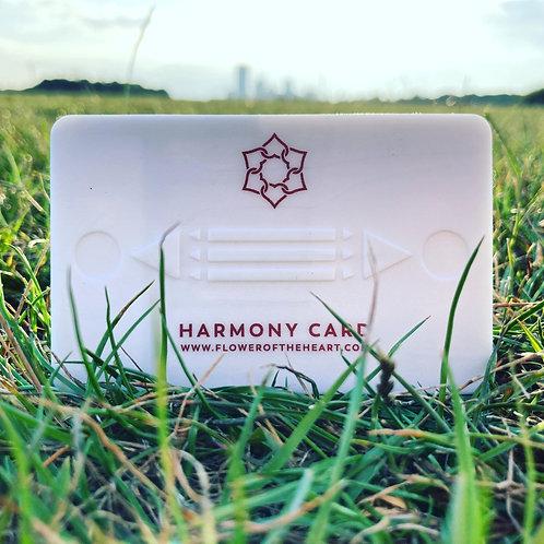 The Harmony Card ~ Flower of the Heart.