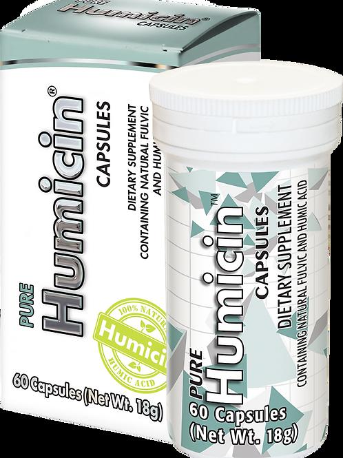 Humicin ~ Fulvic & Humic Acids.