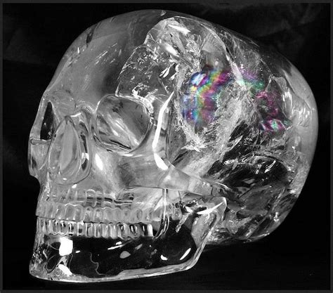 Mitchell-Hedges Crystal Skull.