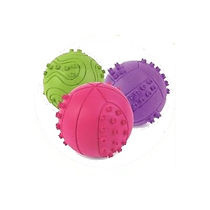 Squeeky dog ball toys