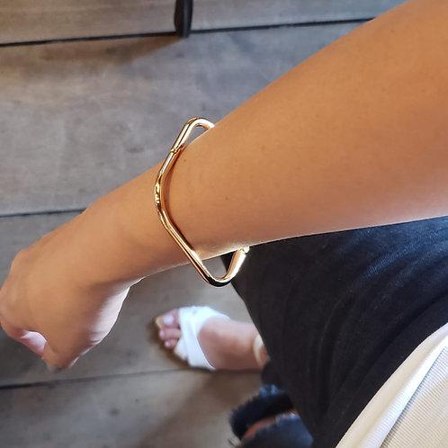Bracelete Quadrado