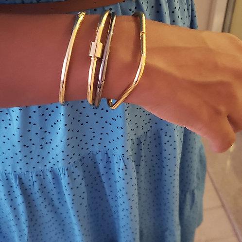 Bracelete Rosca