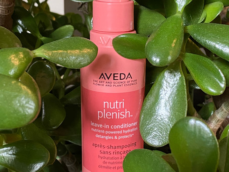 Easy In-Home Haircare with Nutriplenish Leave-In Conditioner!