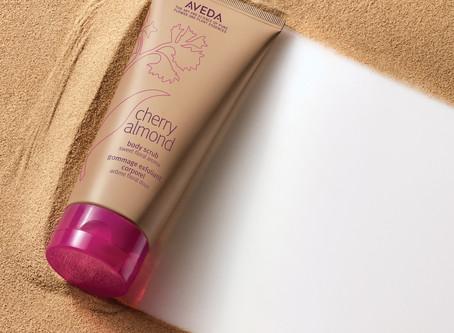 Product Feature:  Cherry Almond Body Scrub!