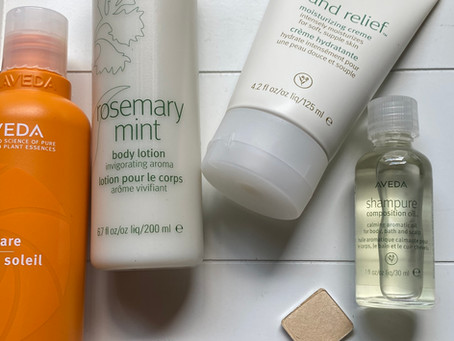 Odd Couples:  Mix and Match Aveda Products