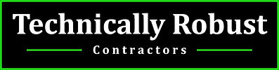 Technically Robust Contractors Logo