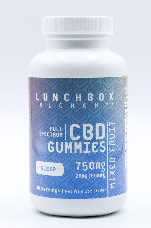 Lunchbox Alchemy 750mg Gummies