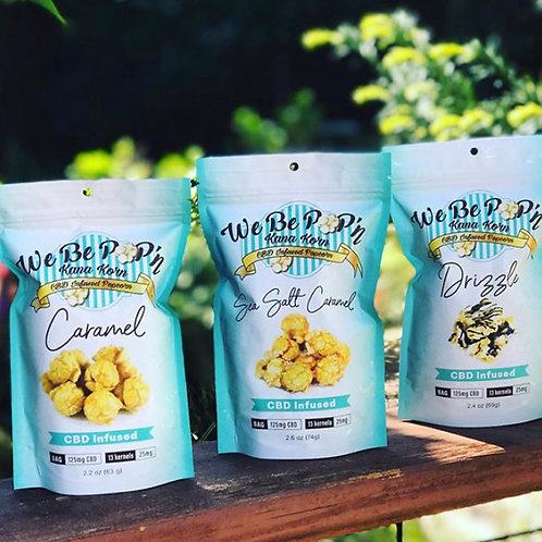 CBD Infused Gourmet Popcorn
