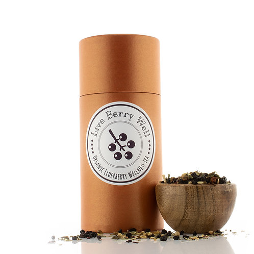 Organic Elderberry Wellness Tea $1.99-19.99