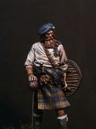 Jacobite Highlander