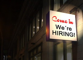 The Secret to an Effective Job Search
