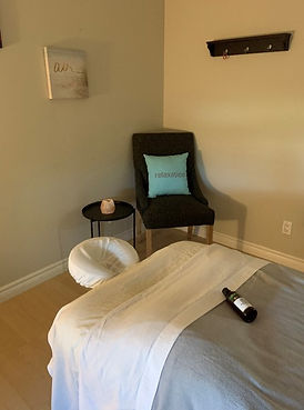 Osteopathic treatment room where a practitioner helps the body to self-heal and self-regulate. Manual osteopathic practitioners are facilitators to health