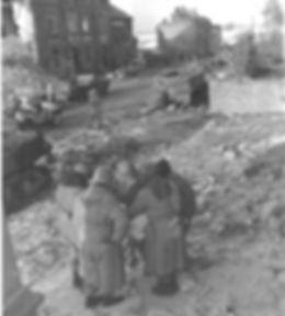 Noville Village Destroyed - National Arc