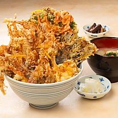Soft Shell Crab Don-Hong Kong Special