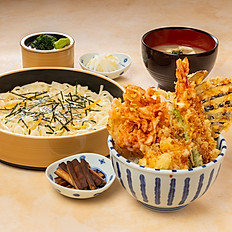 天吉雙品 Tenkichi Don + Udon