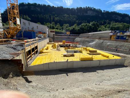 Baufelder 4 und 5 - Baustellenimpressionen