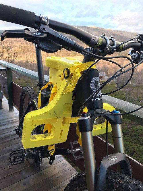 Feva star barnsits för cykel - perfekt för MTB eller landsvägscyklar