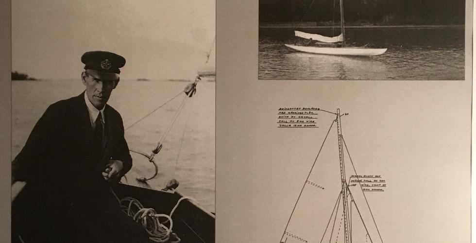 Jb seglaren / Päiväpurjehtija / Day sailer