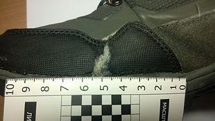 экспертиза обуви одежды мебели