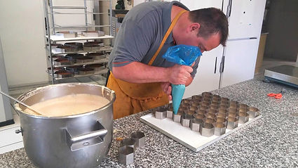 Fabrice Ridet, pâtisserie, Plaisir Gourmand