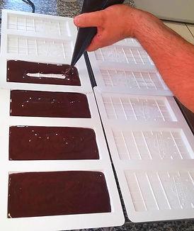 Pâtisserie Plaisir Gourmand, patisserie, Plaisir gourmand, Fabrcie et Caroline RIDET, Castelnau d'Estrétefonds, 31620, chocolat, moulage, tablette, artisanat
