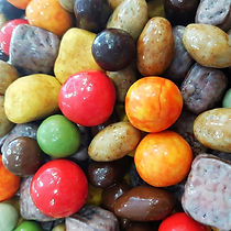 Pâtisserie Plaisir Gourmand, Castelnau d'Estrétefonds, Caroline & Fabrice Ridet, Confiserie, Bonbons, couleurs, Doucet