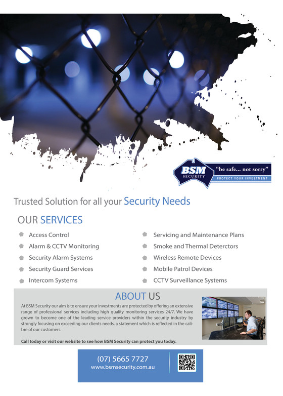 Consolidate your Security