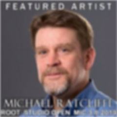 Michael Ratcliffe at the Root Studio Open Mic, 3/8/2019