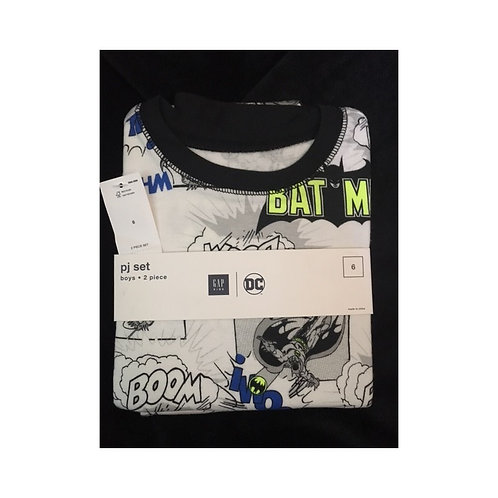 Gap Kids Batman Pajamas