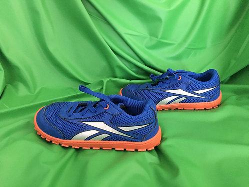 Blue Adidas Kids Shoes Size 10