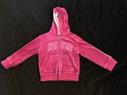 Girls Pink Nike Jacket