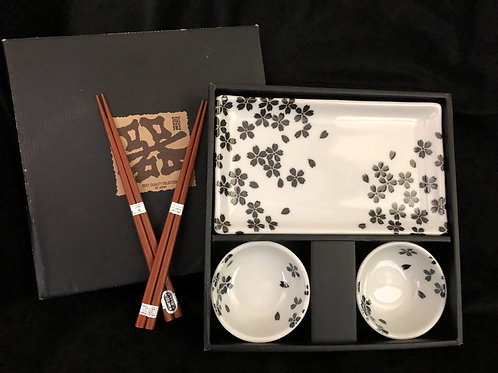 Japanese 6 Piece Dinner Set