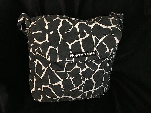 Floppy Seat Plush Shopping Cart Cover