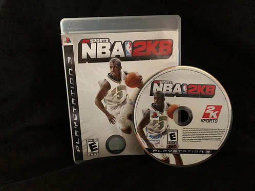 NBA 2K8 For PlayStation