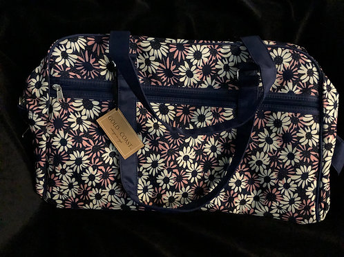 Gold Coast Gold Coast Weekender Bag Tote in Floral  Gold Coast Weekender Bag To