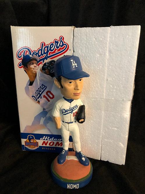 Hideo Nomo Dodgers Bobblehead