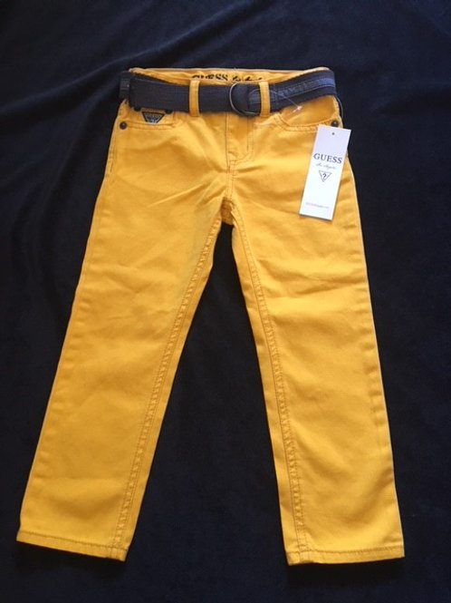 Guess Baby Yellow Jeans