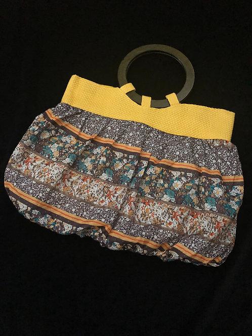 Bijoux Terner Mulicolore Print Summer Bag