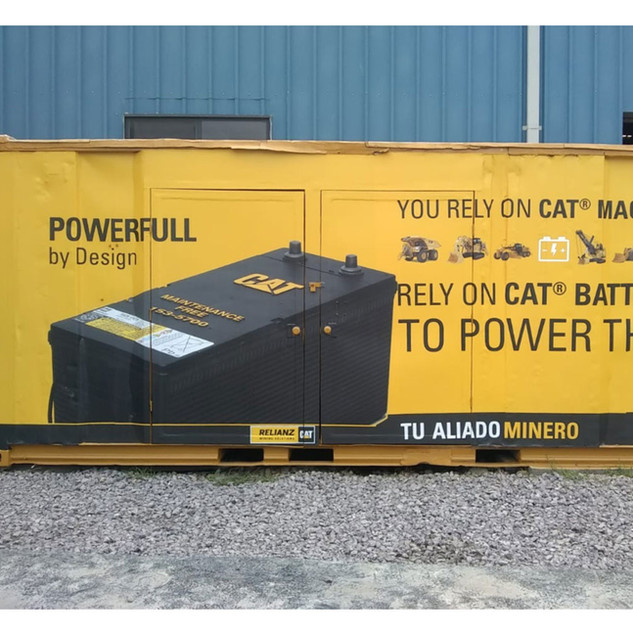 Container Relianz