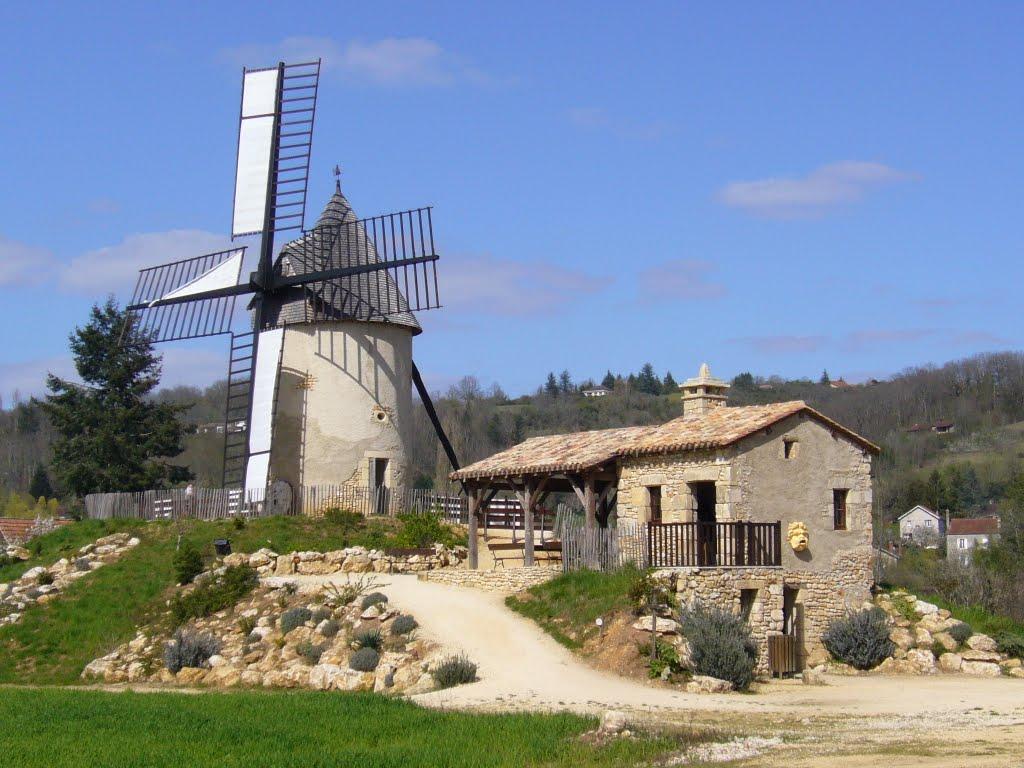 Village du Bournat