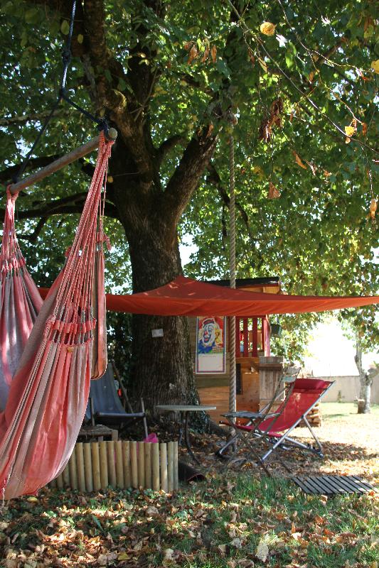 La cabane des enfants