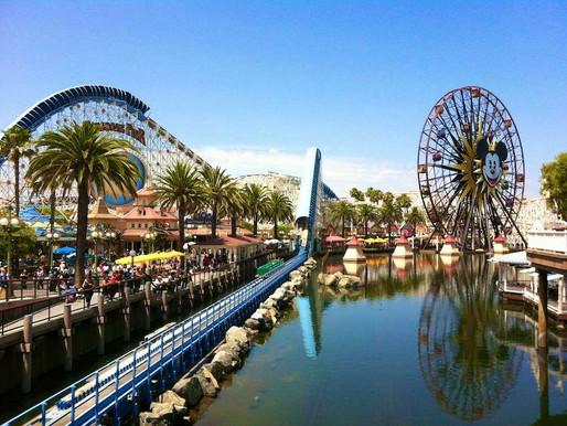 Disney vai reabrir parques temáticos na Califórnia no dia 30 de abril