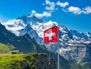 Suíça vai reabrir fronteiras e poderá permitir a entrada de viajantes vindos do Brasil