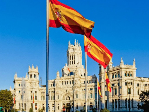 Espanha vai reabrir fronteiras para turistas vacinados dia 20 de maio