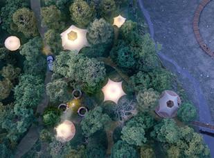 Novo parque no Japão pretende incentivar turismo sustentável e integração com a natureza