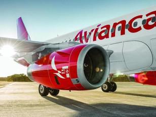 Avianca retoma voos entre Brasil e Colômbia