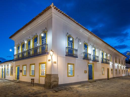 Onde ficar em Paraty: Conheça uma das pousadas mais tradicionais da cidade