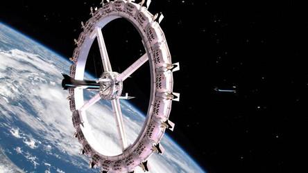 Primeiro hotel no espaço já planeja reservas para turistas em 2027