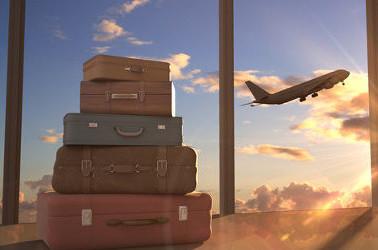 Como viajar apenas com uma mala de mão